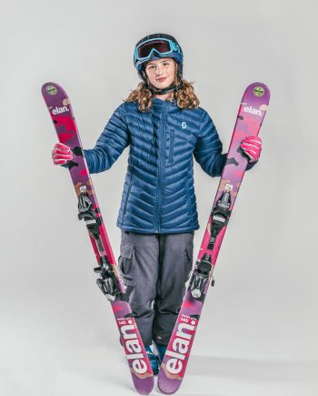 Children ski lessons